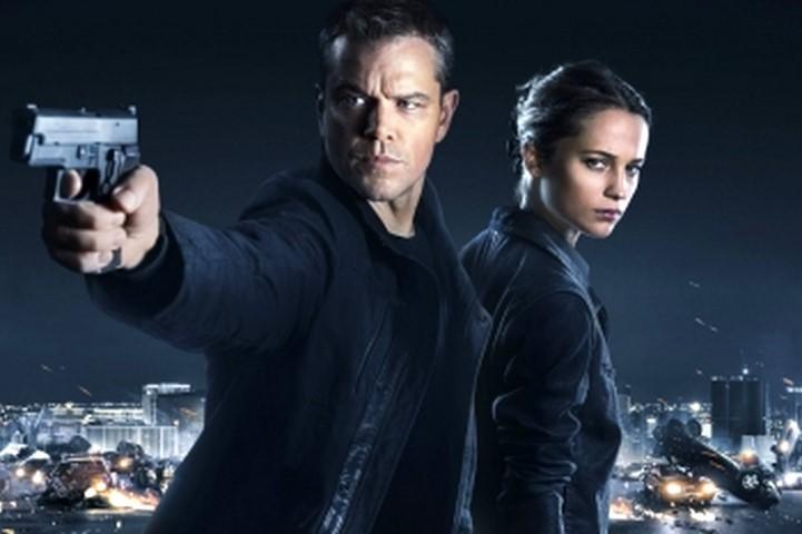 ภาพยนตร์ เจสัน บอร์น ยอดจารชนคนอันตราย (Jason Bourne)