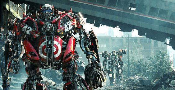 Transformers 3: Dark of the Moon (สหรัฐอเมริกา, 2011)