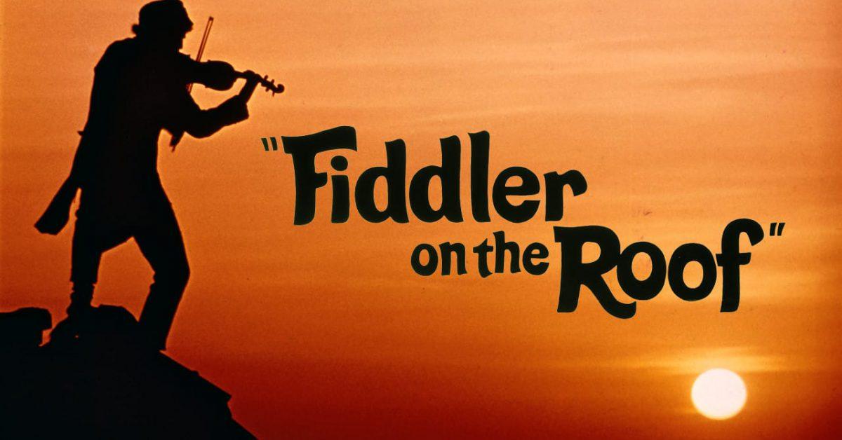ภาพยนตร์ Fiddler on the Roof (1971) บุษบาหาคู่
