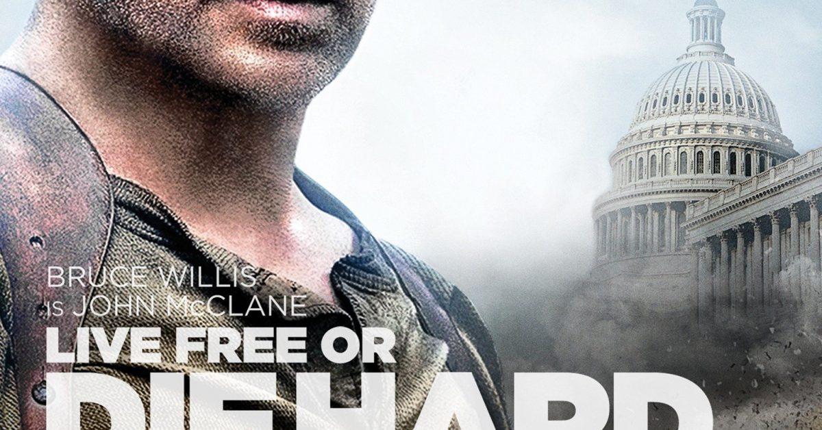 รีวิวเรื่อง Die Hard 4.0