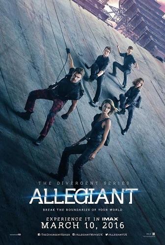 The Divergent Series: Allegiant ปฏิวัติสองโลก